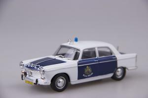Полицейские машины мира №47...