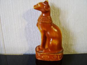 Статуэтка из керамики - Еги...