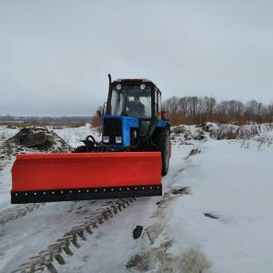 Отвал для уборки снега STT-...