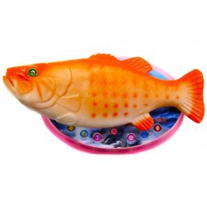 Интерактивная подвижная рыба в городеЕкатеринбург