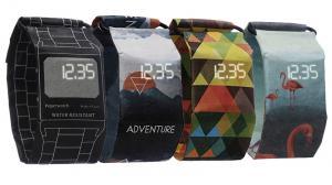 Бумажные часы Paprcuts Watch в городеЕкатеринбург