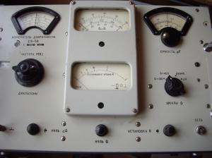 Е9-5А  прибор для ради...Челябинск