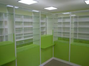 Торговая мебель для аптеки ... в городеХабаровск