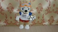 игрушка талисман  Ч.М. 2018г. по футболу