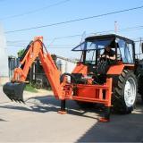 Навесной экскаватор на трактор МТЗ, E37