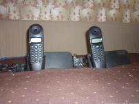 Телефон DECT SIEMENS 2 штуки.