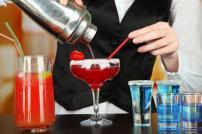 Корпоративный мастер-класс от бармена