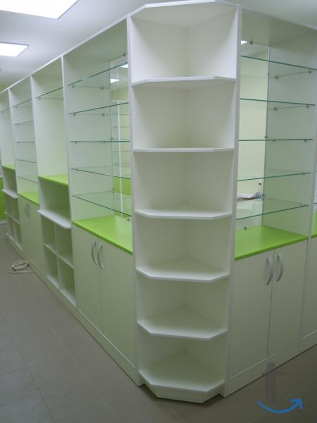 Торговая мебель для аптеки - апт...