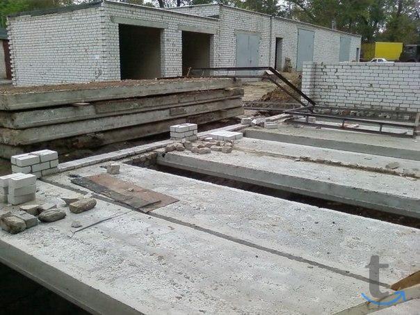 Строим гаражи, боксы, ремонтные ...