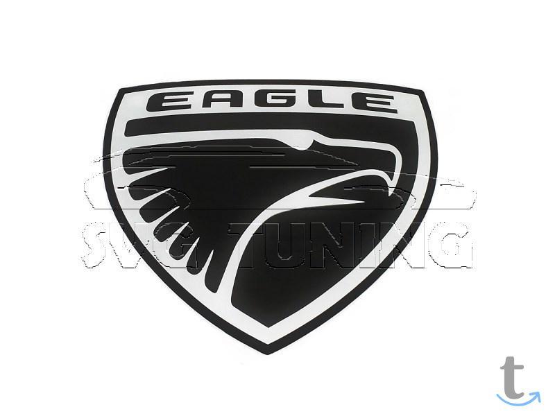 Эмблема Eagle на решётку Chrysler