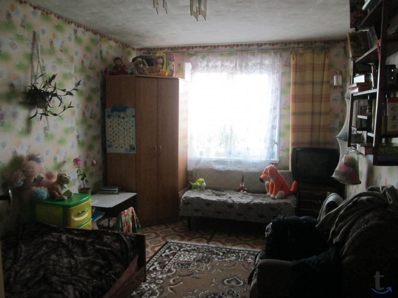 Дом в деревне (1/2 доля), прописка