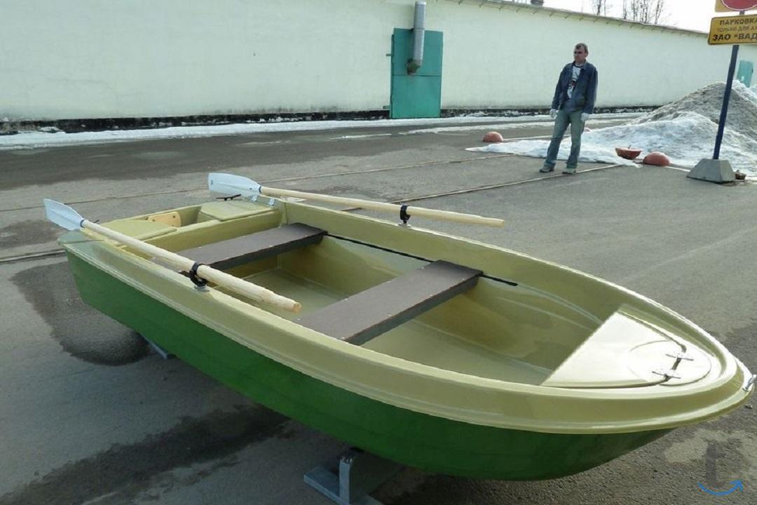 Моторно-гребная лодка Шарк-290.