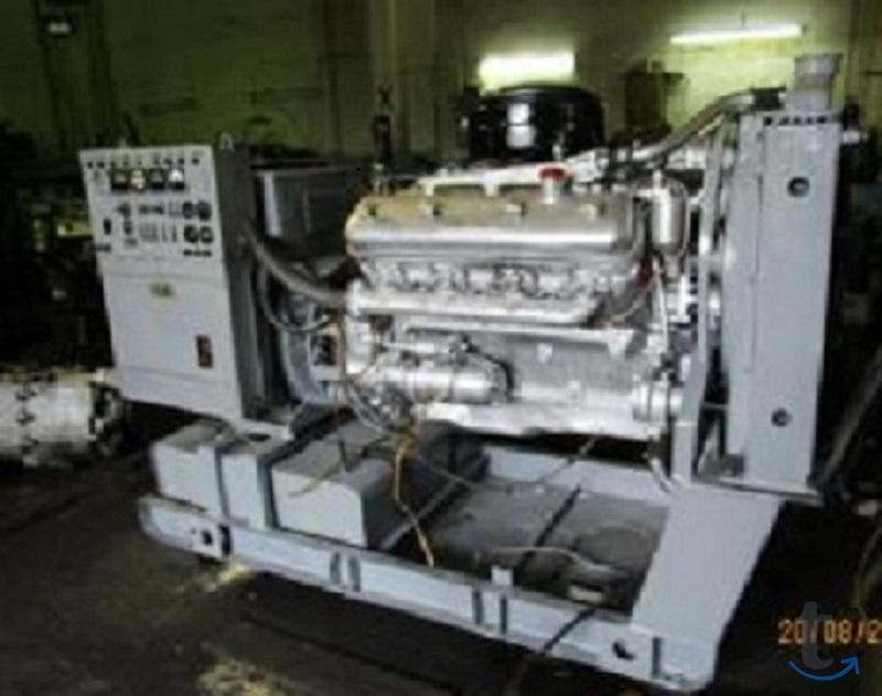 Дизельный генератор (электростан...