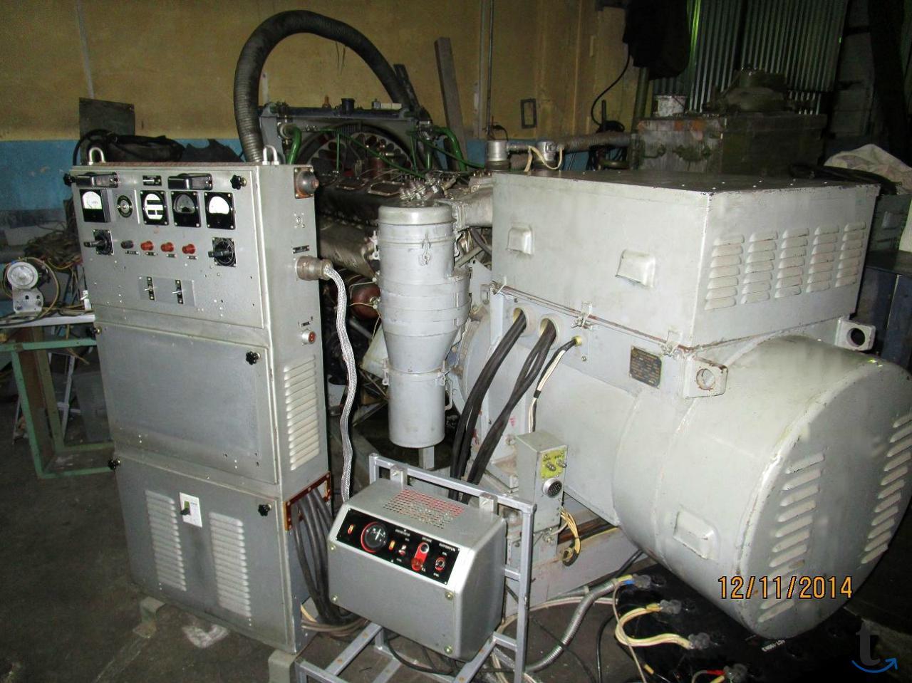 Дизель-генераторы (электростанци...