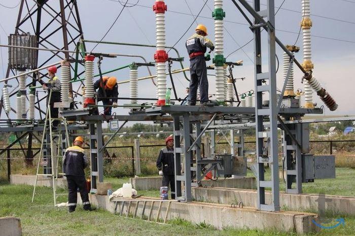 Проектирование сетей электроснаб...