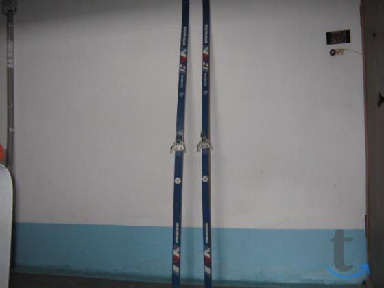 Лыжи беговые 2.1  м