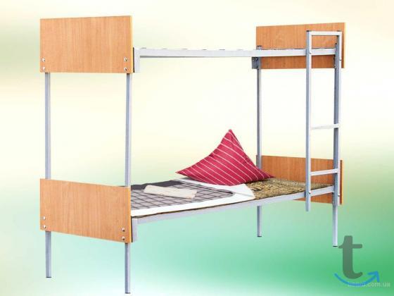 Металлические кровати для пансио...