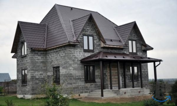 Строительство дома- под клю...