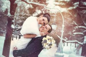 свадьба в Томске 2020 -зимой