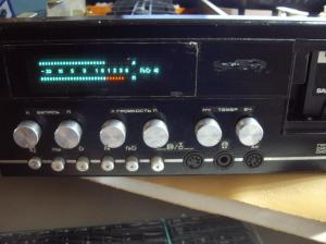 Магнитофон  Маяк -233 С   п...