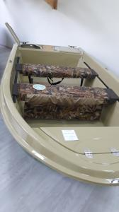 Моторно-гребная лодка Шарк-290