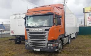 Тягач Scania R440 4X2Иркутск
