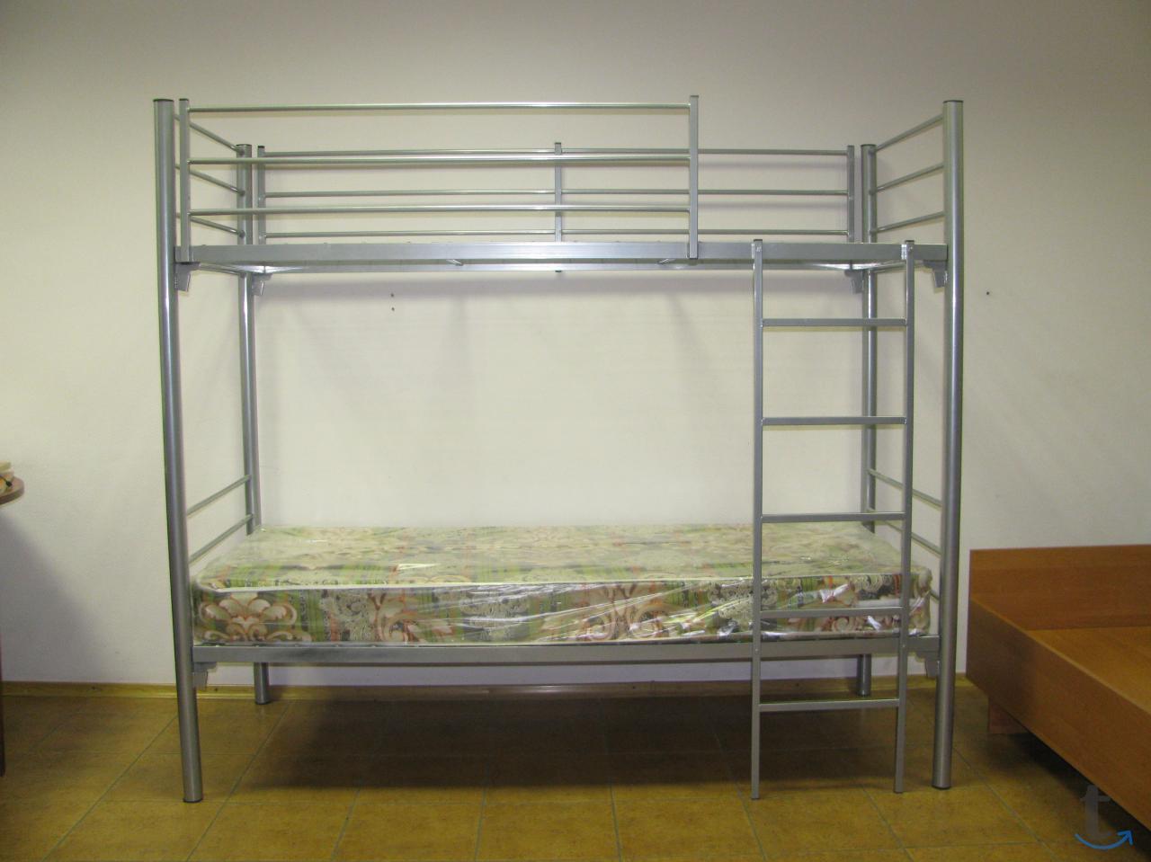 Универсальные кровати металлические