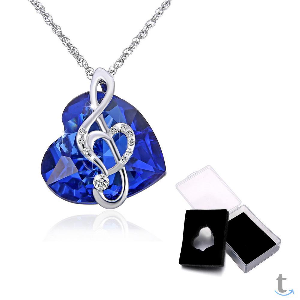 Музыкальное ожерелье сердце океа...