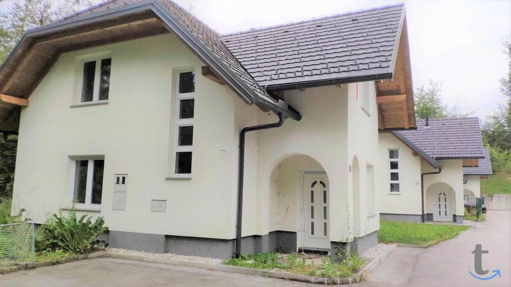 Новый дом на горнолыжном курорте Бохинь в Словении
