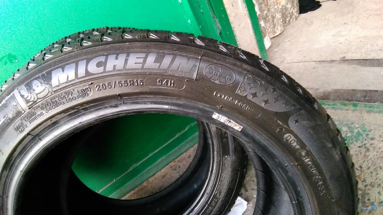 Шины michelin X-ICE 205/55 R16