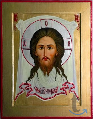 Икона Спас Нерукотворный.