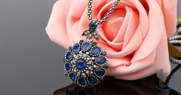 Ожерелье в форме Винограда