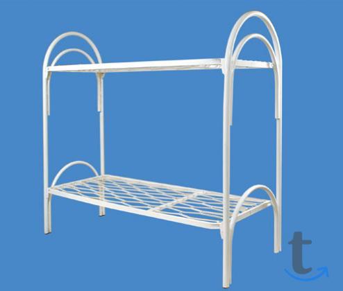 Металлические кровати высокого к...