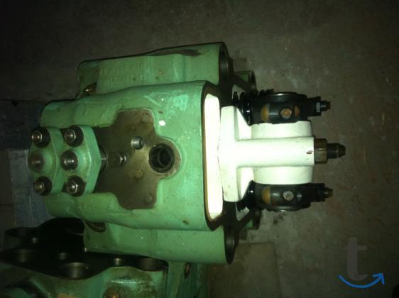 Крышки цилиндра AL-25/30 Sulzer