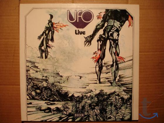 Объявление: UFO  – Live - Санкт-Петербург