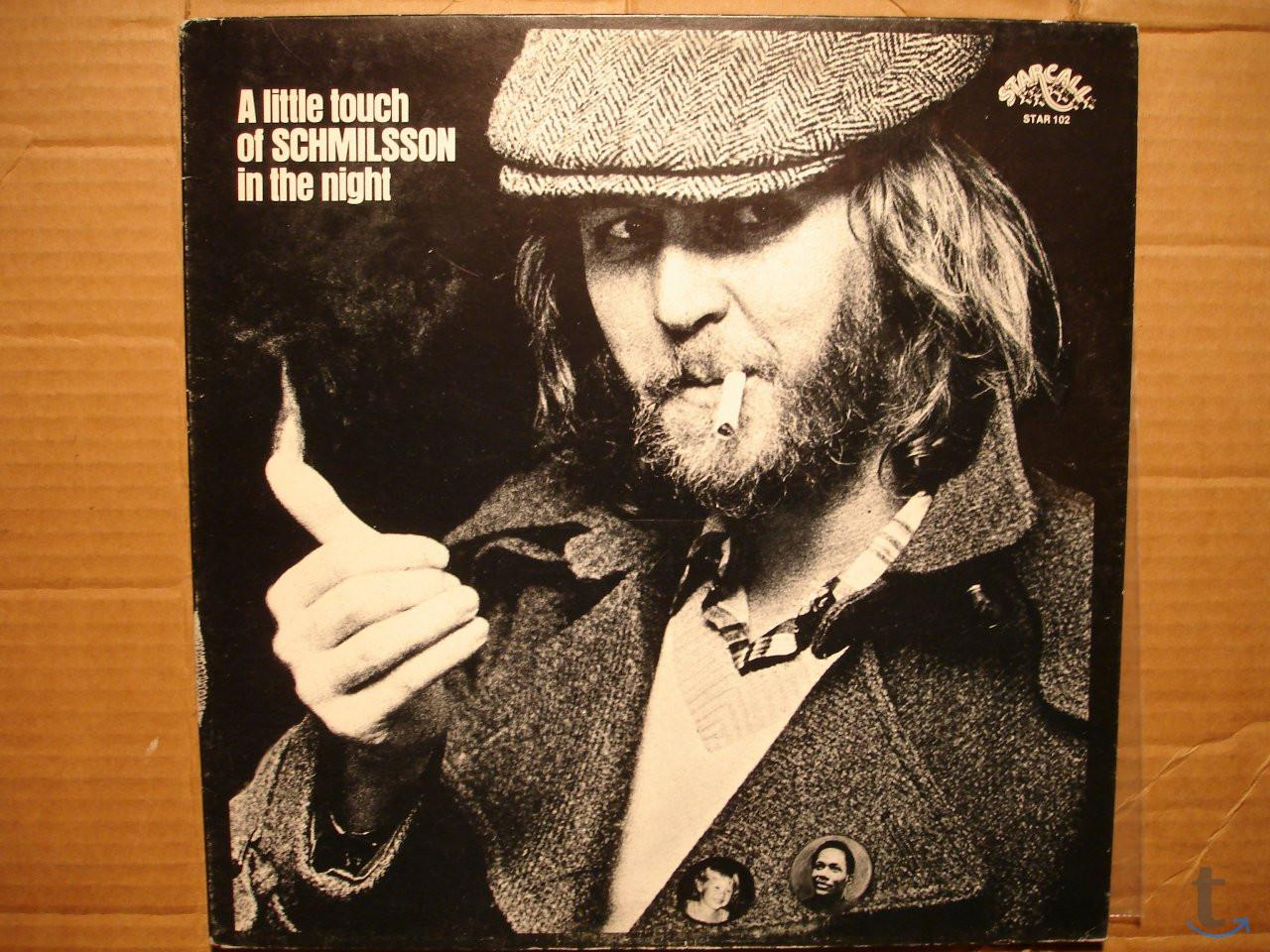 Nilsson – A Little Touch Of Schm...