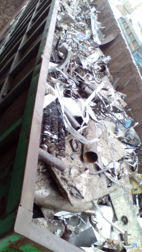 Пункт приёма металлолома