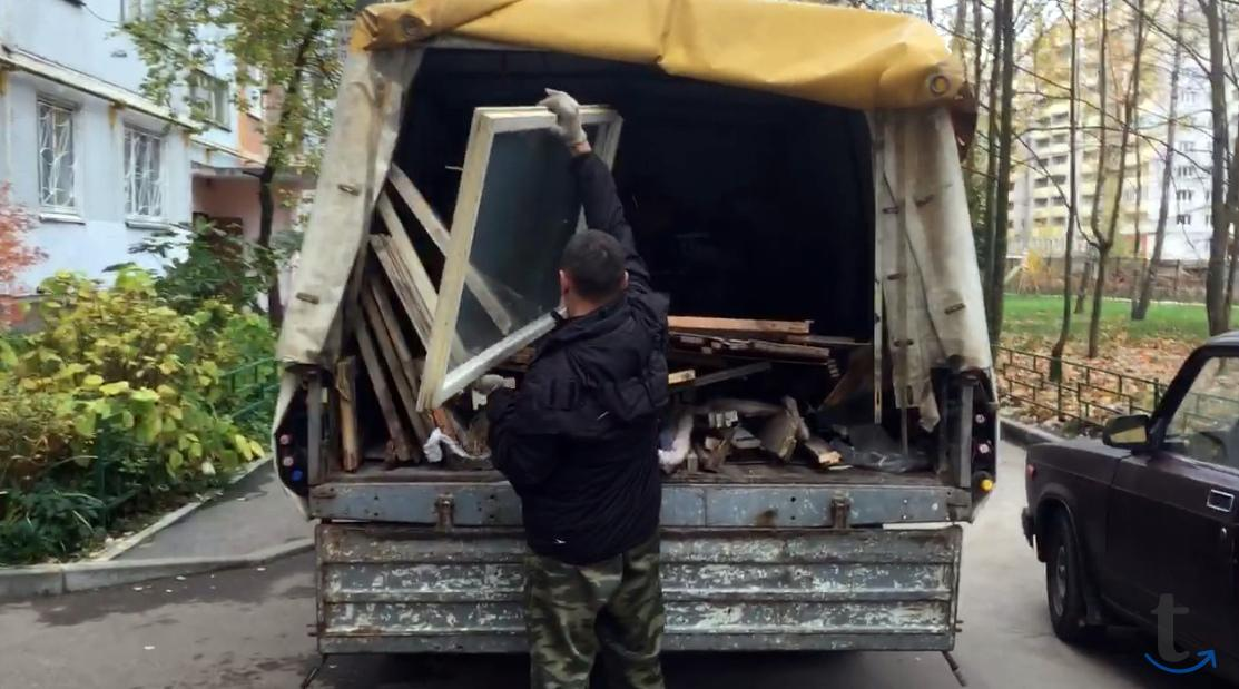 Вывоз строительного мусора в Смо...