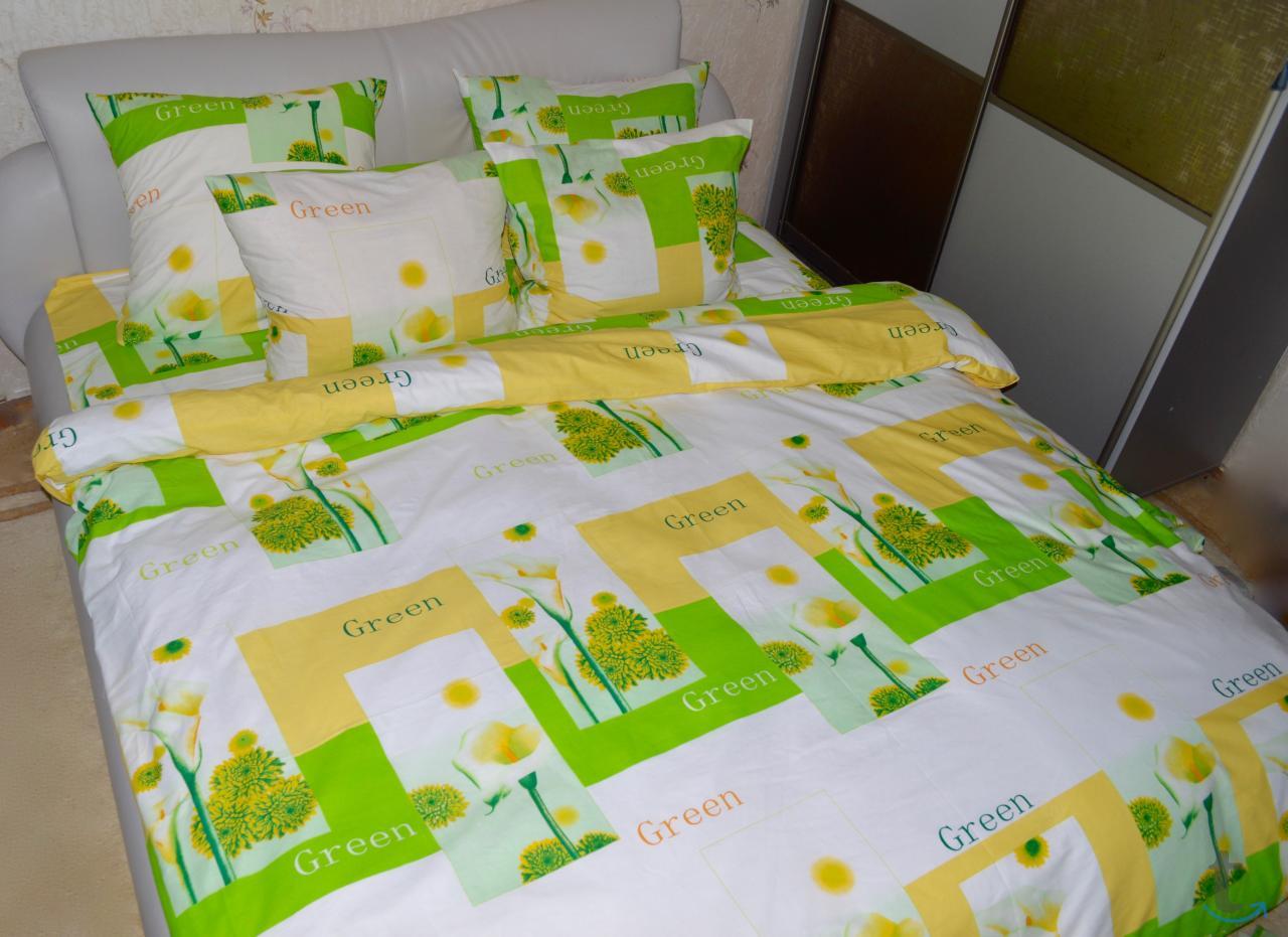 Постельное белье Green
