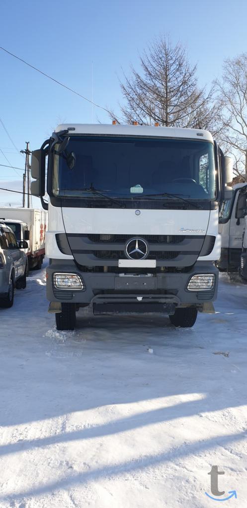 Тягач Mercedes-Benz Actros 3346 ...