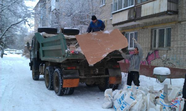 Объявление: Вывоз строитель.. - Смоленск
