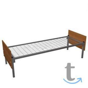 Кровати металлические для учебных заведений