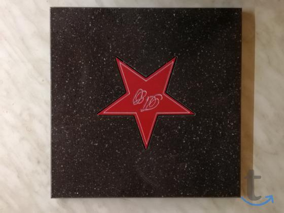 звезда из камня.подарочная