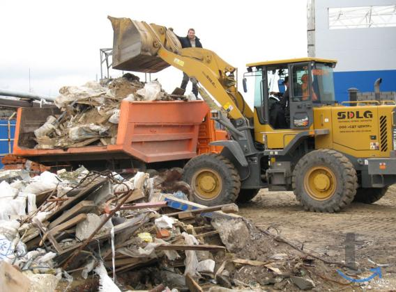 ВЫВОЗ строительного МУСОРА, земли, мебели, хлама и т.