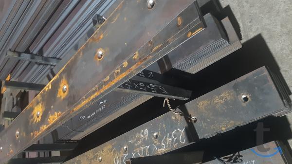 Нож ковша jcb 993/99189 в место зубьев
