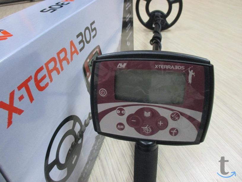 Металлоискатель Minelab X-Terra ...