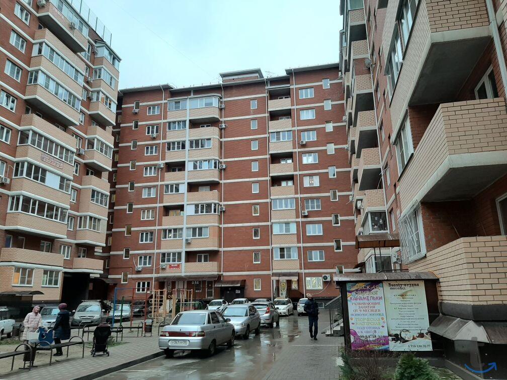 2-к квартира, в Краснодаре
