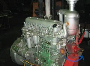 Двигатели Д-65, ЗИЛ-131, ЯАЗ-204...