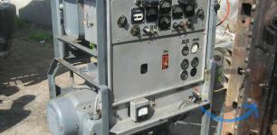 Генератор ДГС-82/4 со шкафом упр...