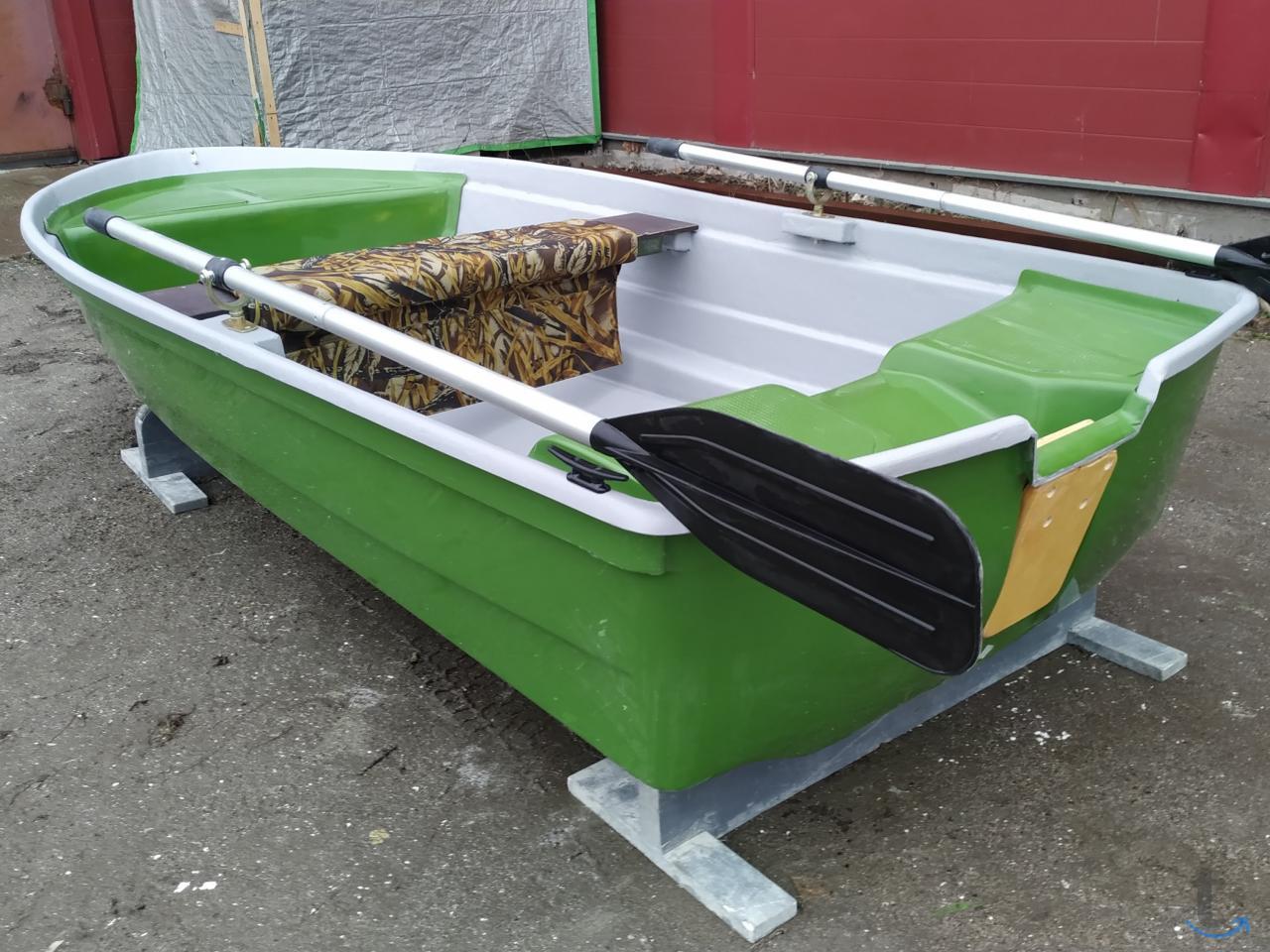 Моторно-гребная лодка Шарк-290 Lite